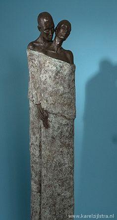 "Képtalálat a következőre: ""marian bonnemayers"" African Sculptures, Sculptures Céramiques, Human Sculpture, Sculpture Clay, Ceramic Figures, Ceramic Art, Art Carved, Pottery Sculpture, Paperclay"
