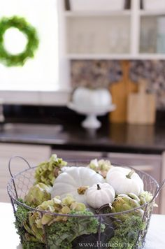 Fall Decorating Home Tour: Fall Decor Ideas - Home Stories A to Z