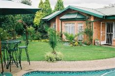 Dias Guest House accommodation is a commercial guest house, situated in Dan Pienaar, in the northern suburbs of Bloemfontein, Free State. We have been in business since 1995 and provide affordable accommodation, but guarantee comfort, good service and high professional standards in a tranquil neighbourhood.