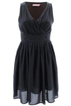 Camilla Black - This gorgeous party dress is simply perfect for any summer event! Team this flattering shape with a pair of our exclusively designed leather shoes an OFM leather bag and some bling from our accessories category to complete the outfit.