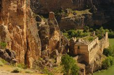 Fotos de: Segovia - Parque Natural de las Hoces del Río Duratón