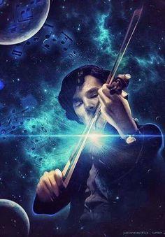 Violins-art