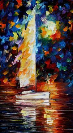 www.etsy.com/shop/AfremovArtStudio #afremov #leonidafremov #art #paintings #fineart #gifts #popular #colorful