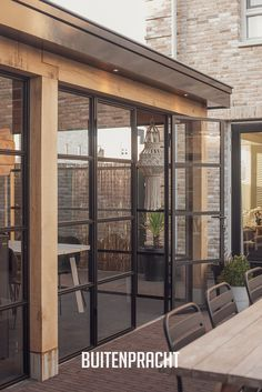 Garden room with veranda - gardenroom Home And Garden, House Design, House, Garden Office, Garden Cabins, House Inspiration, New Homes, Mansions Homes, Hacienda Style