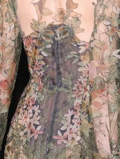 Valentino dress for Alla, Megga or Elinore Tyrell