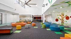 Tretford-Education, bright interior,