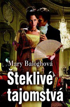 Fascinujúci romantický príbeh, ktorý uzatvára skvelú sériu o rode Huxtablovcov.  Viac: http://www.bux.sk/knihy/230748-steklive-tajomstva.html