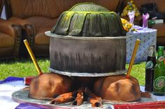 Traditional wedding ceremonies: The Kwanjula (Pt. Traditional wedding ceremonies: The Kwanjula (Pt. Traditional Wedding Cakes, Traditional Cakes, African Wedding Cakes, African Weddings, Ugandan Food, African Cake, Cool Wedding Cakes, Wedding Stuff, Cake Art