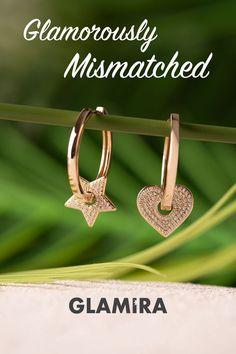 Trendy Jewelry, Gold Jewelry, Women Jewelry, Diamond Drop Earrings, Gold Earrings, Handmade Accessories, Women Accessories, Chocolate Baileys, Pinterest Jewelry