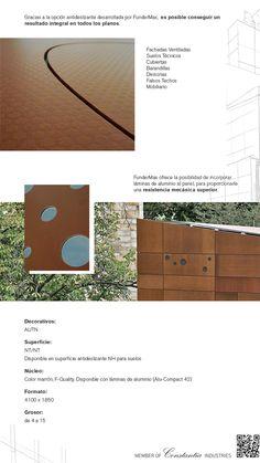 Sistemas de Fachadas   Fundermax Authentic nature, un material para fachada natural con garantía   http://sistemasdefachadas.com