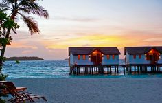 5 Insane Overwater Bungalows You Can Actually Afford Reethi Beach, Maldives