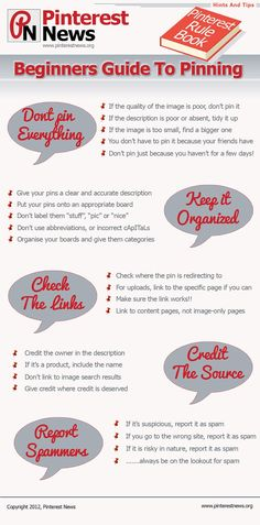 Beginner's Guide to Pinterest