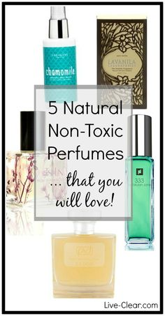 Avoiding phthalate loaded perfumes doesn't mean we have to forgo beautiful scents!  My top favorite natural perfumes (no phthalates or other toxic chemicals)  READ more: http://live-clear.com/dont-give-perfume-5-natural-perfumes-will-love-without-toxic-chemicals/