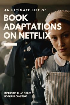 31 Book to Movie Adaptations to Binge on Netflix 31 Book to Movie Adaptations to Binge on Netflix,film The best adaptations of books to movies and TV shows that Netflix has to offer. Netflix Shows To Watch, Good Movies On Netflix, Movie To Watch List, Tv Series To Watch, Good Movies To Watch, Movie List, Movie Tv, Best Series On Netflix, Netflix Free