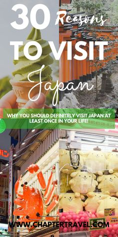 Reasons to visit Japan | Why you should visit Japan at least once in your life | Beautiful places in Japan | Japan is a very safe country | History Japan | Culture in Japan | Temples and shrines in Japan | Japan is modern | Easy to travel around in Japan | Japan is a super clean country | Kawaii, Japan | Delicious food Japan | Matcha Japan | KitKats in Japan | Budget Japan | Weird Japan | Cherry Blossom Japan | Mount Fuji | Architecture, Japan |