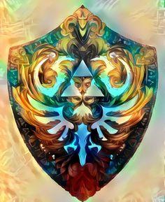 Hyrulian Shield