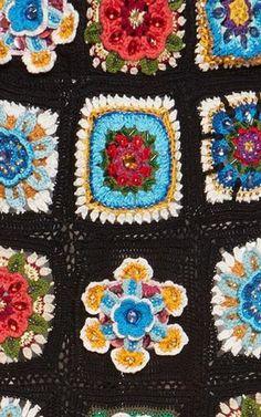 Transcendent Crochet a Solid Granny Square Ideas. Inconceivable Crochet a Solid Granny Square Ideas. Gilet Crochet, Crochet Motifs, Crochet Jacket, Crochet Squares, Crochet Cardigan, Hand Crochet, Crochet Stitches, Knit Crochet, Crochet Patterns