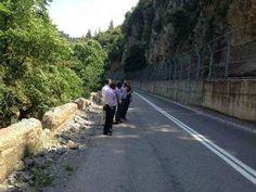 ISTIAIA PRESS : Υπογράφηκε η σύμβαση βελτίωσης του δρόμου Ψαχνά - ...