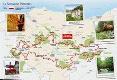 Senda del Pastoreo GR-282 por el País Vasco y Navarra en 19 Etapas  http://nacedero-rio-urederra.blogspot.com.es/  www.casaruralnavarra-urbasaurederra.com  http://navarraturismoynaturaleza.blogspot.com.es/