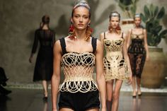 Dolce & Gabbana Fashion Show - Spring Summer 2013 Women and Men Collection