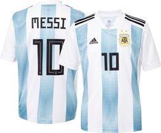 adidas Youth Argentina Lionel Messi  10 Stadium Home Replica Jersey e0dff2c2b
