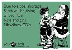 Due to a coal shortage...