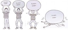 The Heavy Effects Of Sleep Deprivation - What Happens When You Dont Get Enough Sleep