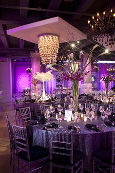 Tendenza http://www.cescapheballroom.com/tendenza.cfm Love our lighting #phillyweddings