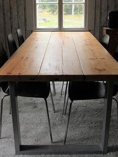 Dining Table, Rustic, Modern, Furniture, Home Decor, Homemade Home Decor, Diner Table, Dinning Table Set, Retro