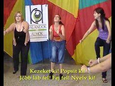 Pecsenka Gabriella - Csu-csa-csa-csa (Játékzápor 2.) - YouTube