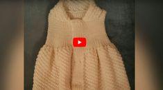 Kız çocukları olanlar için, kız torunları olanlar için çok şık bebek elbisesi nasıl örülür anlatımlı videolu bir örnek hazırladık. Bu modeli daha önce fark