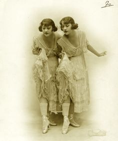 The Dolly Sisters 1919