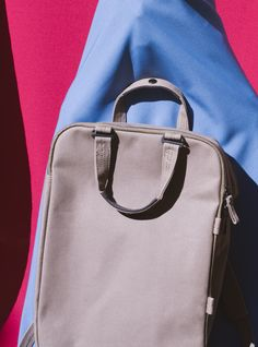 The compact version of our popular Backpack is designed for everyday urban work and play. Find a built-in padded sleeve for a laptop and a zipped pocket to organise small items. If you're tired of backpack mode, swiftly stow the shoulder straps and fit the detachable handles horizontally or vertically to carry by hand. Take your versatile pack out and never miss a beat. - picture by Stephanie Moshammer© Popular Backpacks, Backpack Straps, New Today, Driftwood, Shoulder Straps, Carry On, Tired, Compact, Laptop