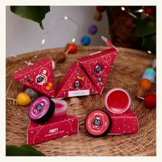 Body Shop At Home, The Body Shop, Strawberry Lip Balm, Raspberry, Holiday Gift Guide, Holiday Gifts, Body Shop Skincare, Cold Pressed Oil, Natural Lip Balm