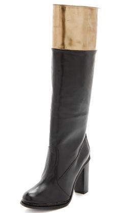 Hot. Diane von Furstenberg Shelly High Heel Boots