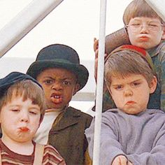 22 Things The Little Rascals Taught Us About Romance