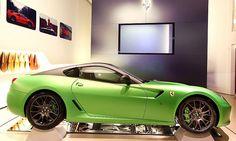 Can you believe it's a hybrid Ferrari?!?