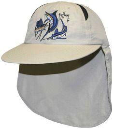 Guy Harvey Grand Slam Guide Hat
