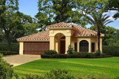 Houseplans.com Front Elevation Plan #420-254