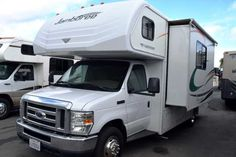 2010 Used Fleetwood JAMBOREE 25G Class C in California CA.Recreational Vehicle, rv, 2010 Fleetwood Jamboree 25G. Clean Class C at an affordable price for the whole family! Ford Triton V-10 chassis, slide out, huge exterior storage area, rear camera, exterior entertainment center, front over head bed, flat screen TV, u-shaped dinette, full kitchen with tons of storage, rear bed, large bathroom, big wardrobe storage, and much more! Contact FRANK or ANDREA for more information and to CONFIRM…