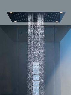 Renovaciones con un plus: columnas de ducha y rociadores