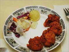 Bhatti Di Ghobhi (Grilled marinated cauliflowers)