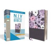 The NIV Thinline Bible, Compact captures the depth and beauty of the Bible, in a take-anywhere size. With a new custom typeface, this Bible delivers a more pleasant reading experience, making it even easier to understand God's Word.