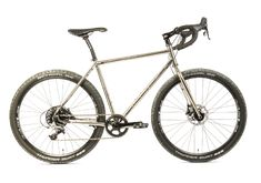 Pathfinder 1x11<br>Adventure Bike available to buy online from Sven Cycles handmade bikes in Dorset, UK.
