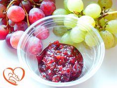 Marmellata di uva bianca e nera http://www.cuocaperpassione.it/ricetta/9b221f4c-9f72-6375-b10c-ff0000780917/Marmellata_di_uva_bianca_e_nera