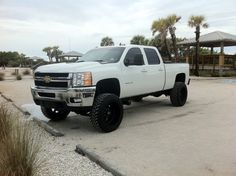 2011 Chevy 2500HD Duramax LTZ