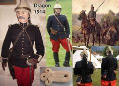 Golfian Dragoons, Early Era