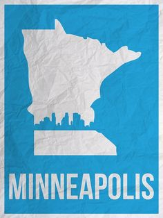 Last, but not least, on our Summer 2013 itinerary - Minneapolis!