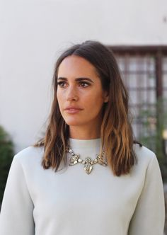 """statement necklace 