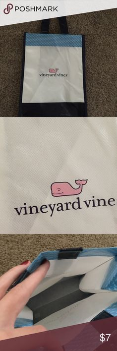 Reusable Vineyard Vines Bag Reusable Vineyard Vines Bags Mini Bags